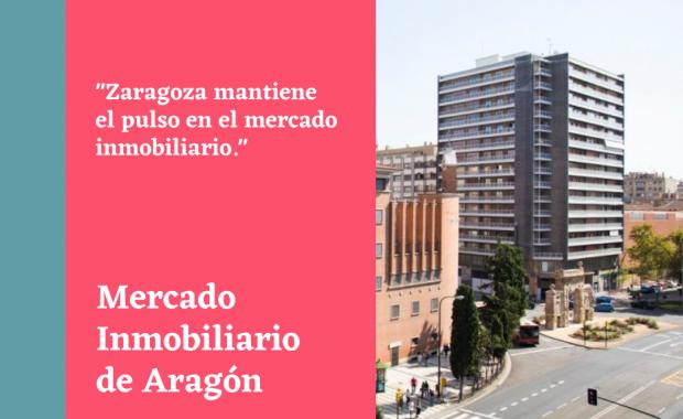 Zaragoza mantiene el pulso en el mercado inmobiliario