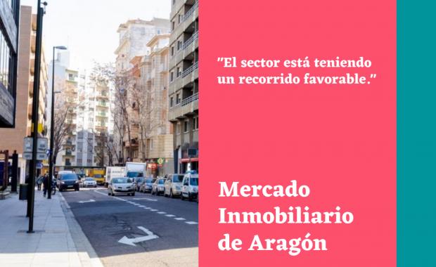 Informe 4 trimestre año 2020 mercado inmobiliario de Aragón